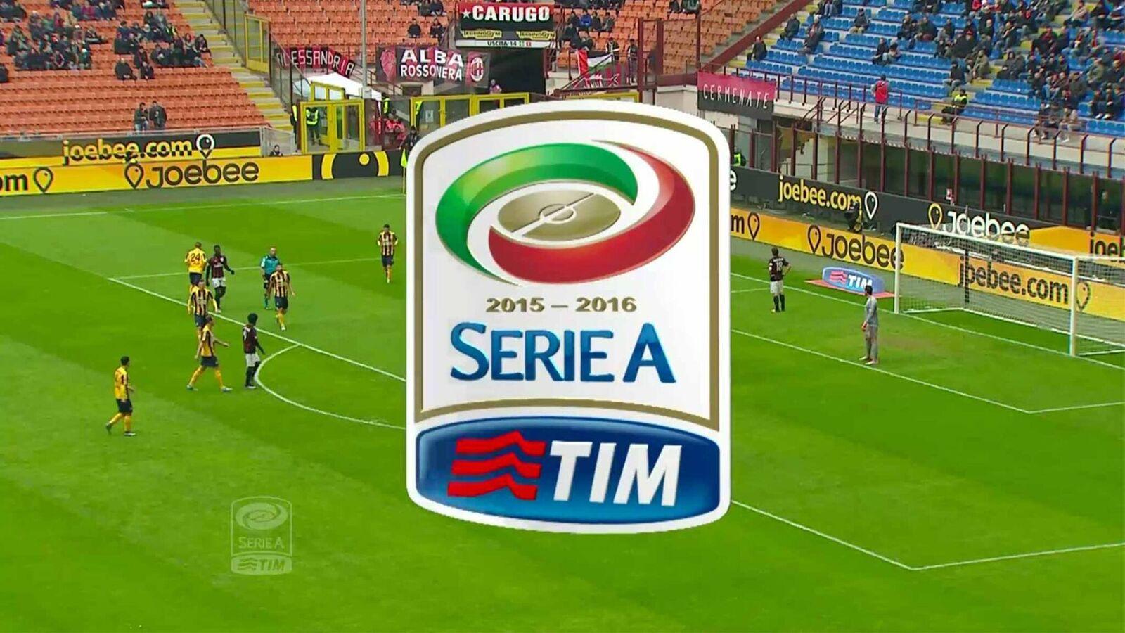 Serie A TIM, 14 stadi italiani