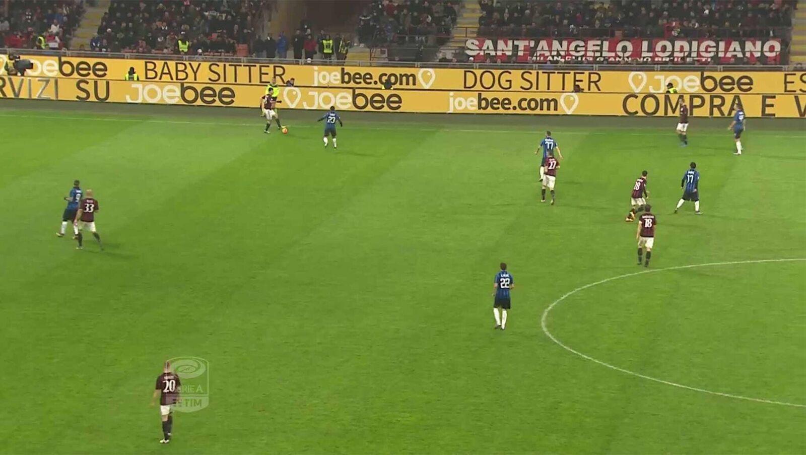 Milano, Stadio Meazza MILAN - INTER